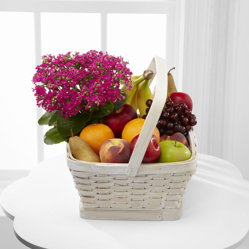 Garden Paradise Basket by The Flowerloft